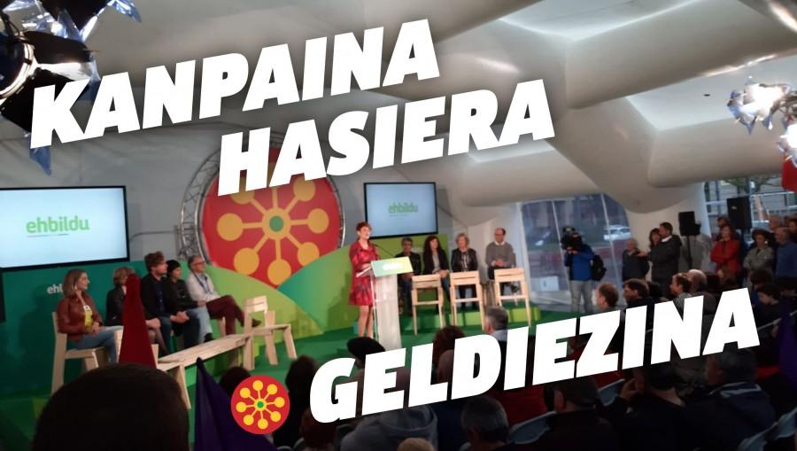 """Bakartxo Ruiz: """"Para seguir profundizando en el cambio, EH Bildu debe asumir el reto de ser la primera fuerza del cambio y liderar el Gobierno de Nafarroa"""""""