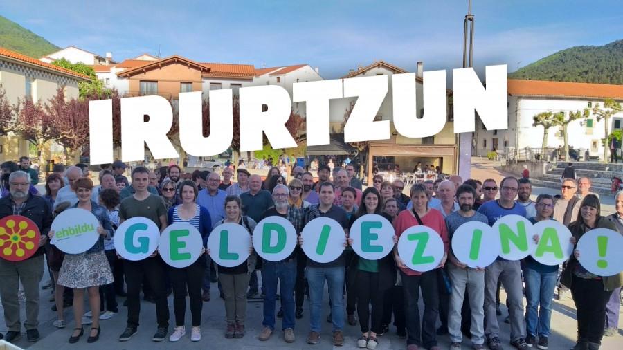 """Bakartxo Ruiz Irurtzunen: """"Gure etorkizuna zehaztuko duen bakarra nafar jendartearen borondatea izan behar du"""""""
