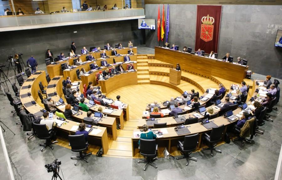 EH Bilduk 31 zuzenketa aurkeztu dizkie Nafarroako Gobernuaren Lege Proiektuei COVID-19ari aurre egiteko